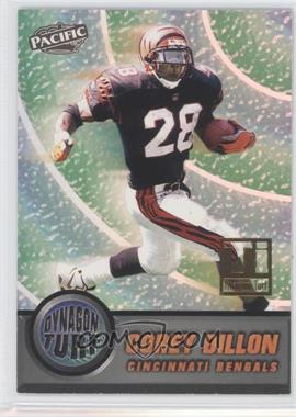 1998 Pacific - Dynagon Turf - Titanium #1 - Corey Dillon /99