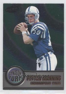 1998 Pacific - Dynagon Turf #8 - Peyton Manning