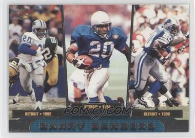 1998 Pacific - Timelines #6 - Barry Sanders