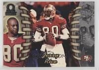 Jerry Rice #/20