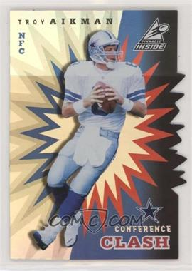 1998 Pinnacle Inside - Conference Clash NFC - Promo #NFC - 5 - Troy Aikman