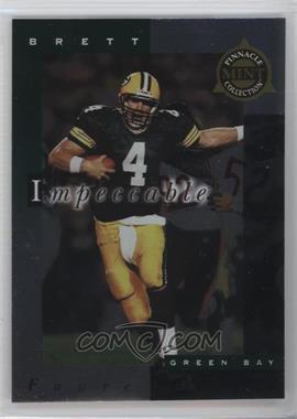1998 Pinnacle Mint Collection - Impeccable #2 - Brett Favre