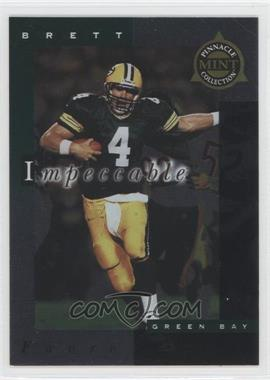 1998 Pinnacle Mint Collection - Impeccable #2 - Brett Favre