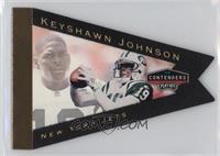 Keyshawn Johnson #/98