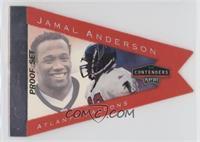 Jamal Anderson #/1