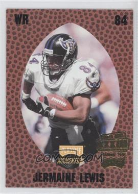 1998 Playoff Momentum Retail - [Base] - Super Bowl XXXIII #140 - Jermaine Lewis