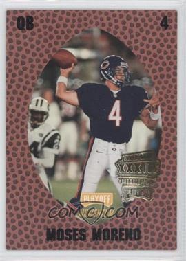 1998 Playoff Momentum Retail - [Base] - Super Bowl XXXIII #169 - Moses Moreno