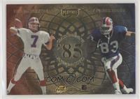 Doug Flutie, Jerry Rice, Andre Reed, Bruce Smith