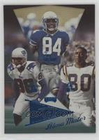 Joey Galloway, Cris Carter, Terry Glenn