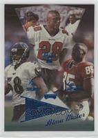 Warrick Dunn, Peter Boulware, Andre Wadsworth