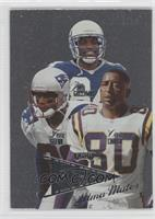 Joey Galloway, Terry Glenn, Cris Carter