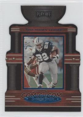 1998 Playoff Prestige - Award Winning Performers - Blue #16 - Emmitt Smith