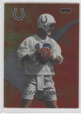 1998 Playoff Prestige - Team Checklists #IND - Indianapolis Colts (Peyton Manning)