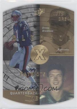 1998 SPx - [Base] - Gold #27 - Drew Bledsoe