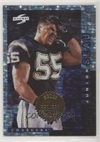 Junior Seau [EX to NM] #/1