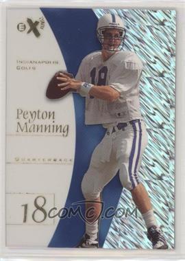 1998 Skybox EX 2001 - [Base] #54 - Peyton Manning