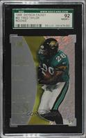 Fred Taylor [SGC 92 NM/MT+ 8.5]