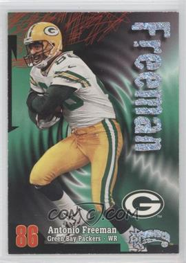 1998 Skybox Thunder - [Base] - Rave #108 - Antonio Freeman /150
