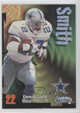 1998 Skybox Thunder - [Base] - Rave #222 - Emmitt Smith /150
