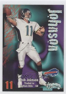 1998 Skybox Thunder - [Base] - Rave #98 - Rob Johnson /150