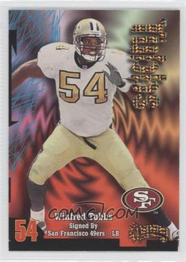 1998 Skybox Thunder - [Base] - Super Rave #30 - Winfred Tubbs /25