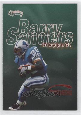 1998 Skybox Thunder - Destination Endzone #12 DE - Barry Sanders