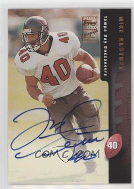 1998 Topps - Certified Autograph Issue #A2 - Mike Alstott