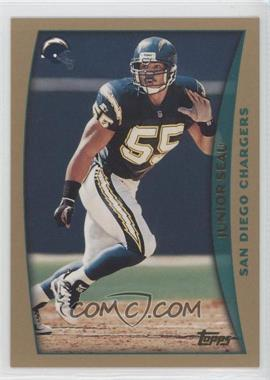1998 Topps - Pre-Production #PP6 - Junior Seau