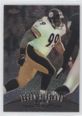 1998 Topps Finest - [Base] - No Protector #72 - Levon Kirkland