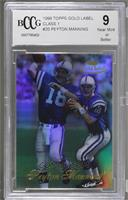 Peyton Manning [BCCG Near Mint]