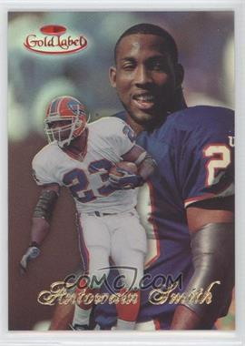 1998 Topps Gold Label - [Base] - Class 3 Red Label #6 - Antowain Smith /25