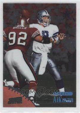 1998 Topps Stadium Club - [Base] - One of a Kind #80 - Troy Aikman /150