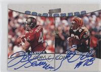 Mike Alstott, Corey Dillon