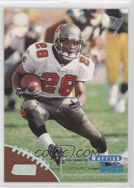 1998 Topps Stadium Club - Pre-Production #PP4 - Warrick Dunn