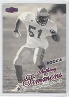 Anthony Simmons #/1