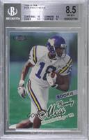 Randy Moss [BGS 8.5 NM‑MT+]