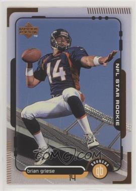 1998 Upper Deck - [Base] - Bronze #28 - Brian Griese /100