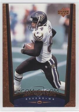 1998 Upper Deck - [Base] - Bronze #60 - Jermaine Lewis /100