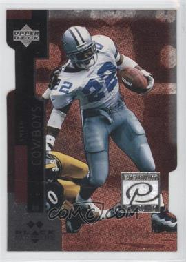 1998 Upper Deck Black Diamond - Premium Cut - Double Diamond #PC22 - Emmitt Smith