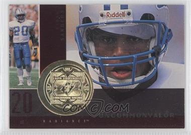 1998 Upper Deck SPx Finite - [Base] - Radiance #363 - Barry Sanders /540