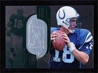Peyton Manning #/1,998