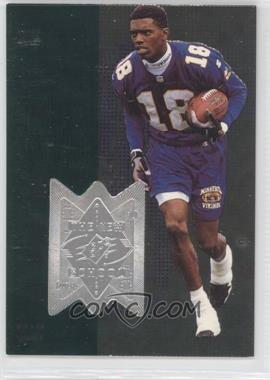 1998 Upper Deck SPx Finite - [Base] #321 - Randy Moss /1700