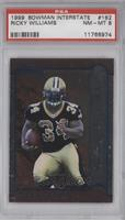 Ricky Williams [PSA 8 NM‑MT]
