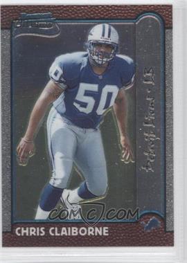 1999 Bowman Chrome - [Base] #160 - Chris Claiborne