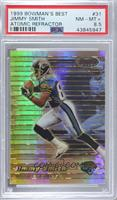 Jimmy Smith [PSA 8.5 NM‑MT+] #/100