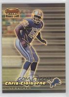 Chris Claiborne /400