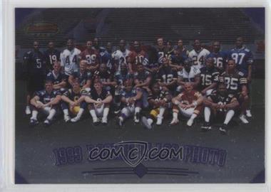 1999 Bowman's Best - Rookie Class Photo #C1 - 1999 Rookie Class Photo