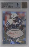 Marvin Harrison /10 [BGS 9 MINT]
