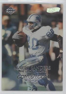 1999 Collector's Edge 1st Place - [Base] - Hologold #57 - Barry Sanders /50