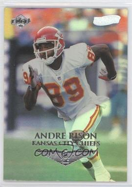 1999 Collector's Edge 1st Place - [Base] - Hologold #76 - Andre Rison /50